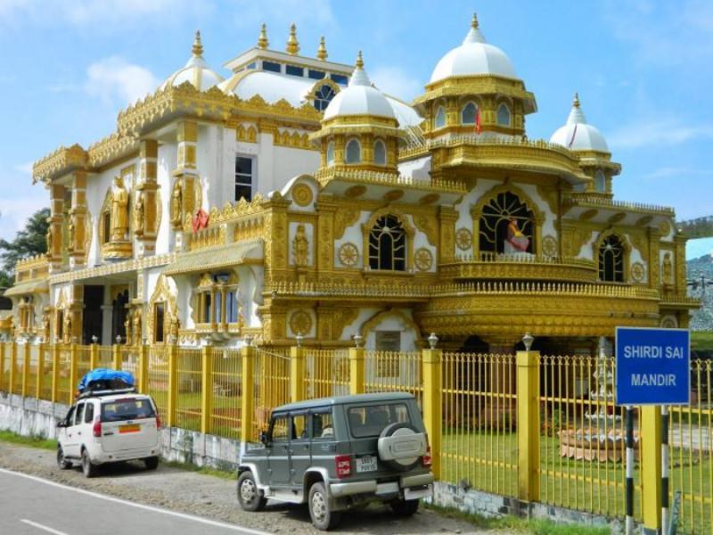 Sri Sridi Sai Baba Mandir