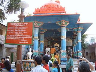 Brahmas Temple