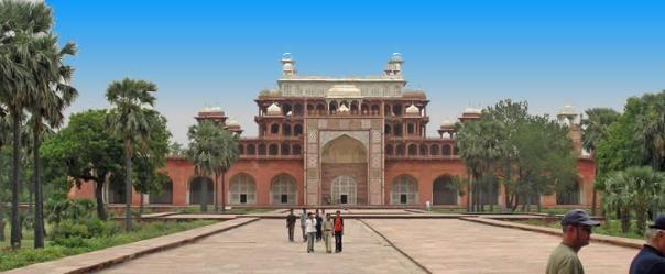 Akbar'Tomb