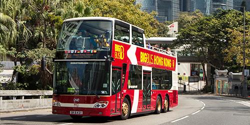The Big Bus Tour