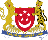 Coat of arms of Singapore (blazon).svg