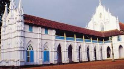 St.Mary's Basilica Champakulam