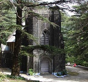 St. John's Church in the Wilderness