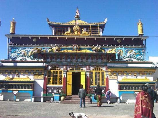 Image result for ghum monastery