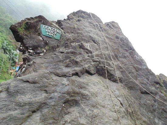 Image result for tenzing rock darjeeling
