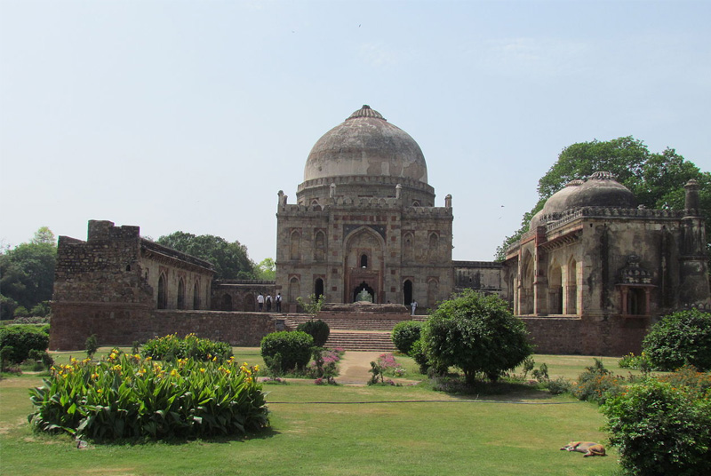 Image result for lodi gardens delhi