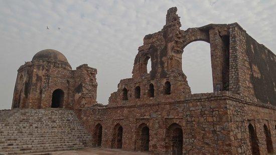 Image result for feroz shah kotla delhi