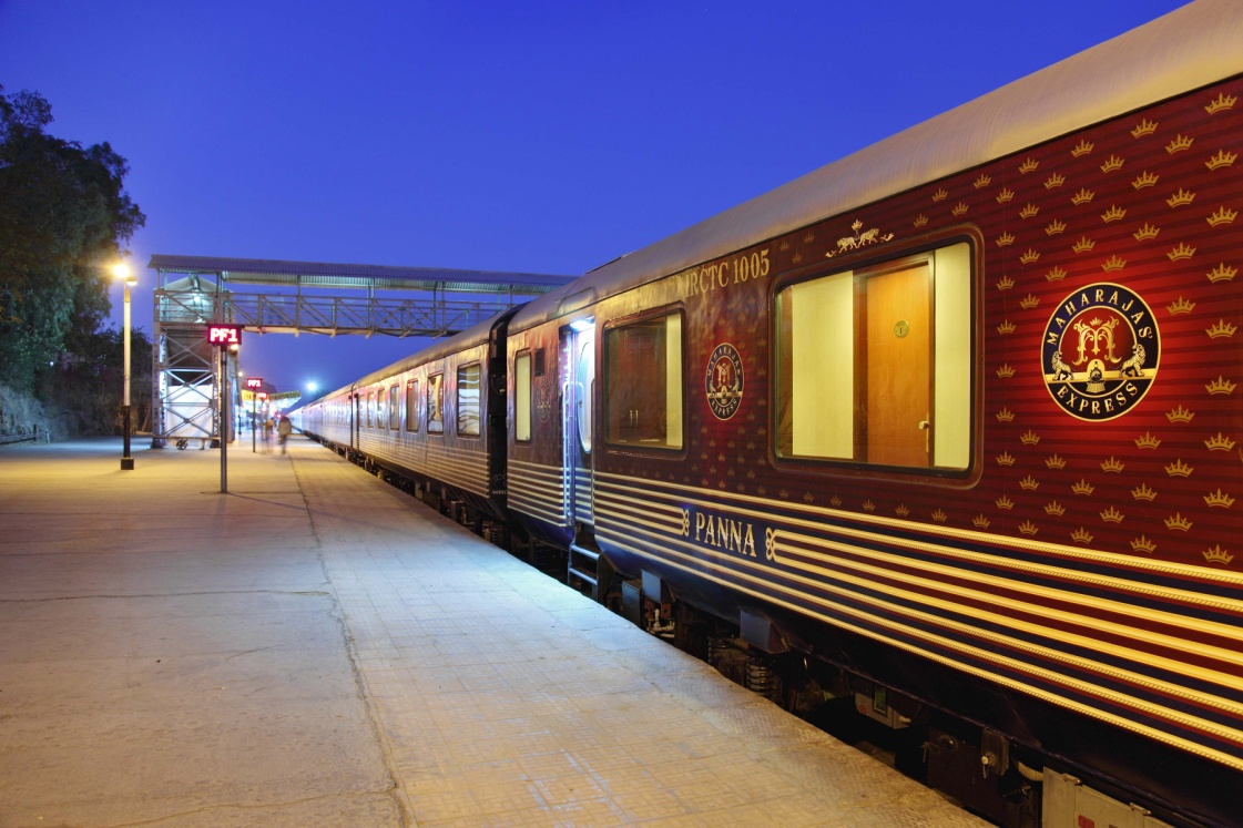 Image result for Maharaja Express