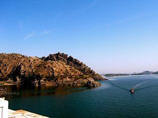 Jaisamand Lake