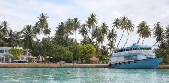 Kudahuvadhoo Island