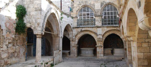 House of High Preist Caiaphas