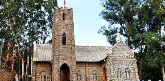 CSI Christ Church Munnar