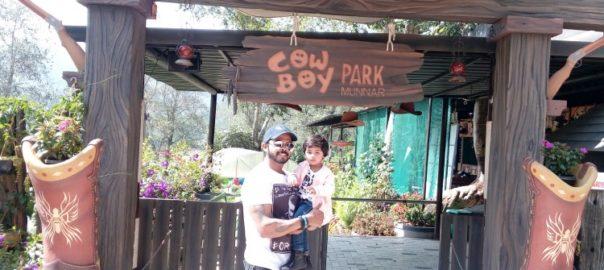 Cowboy Park Munnar