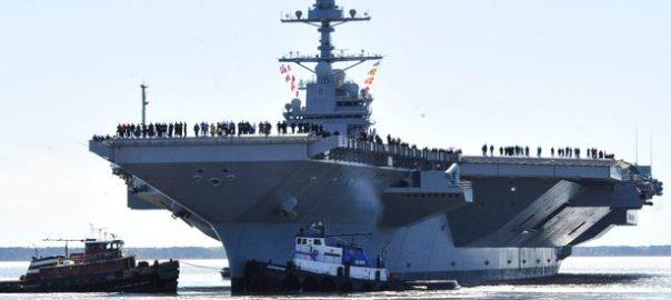 US Aircraft Carrier