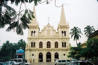 Santa Cruz Cathedral Basilica Kochi