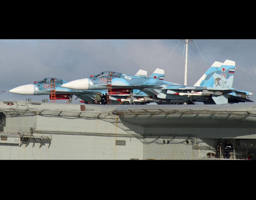 Russia - Big War