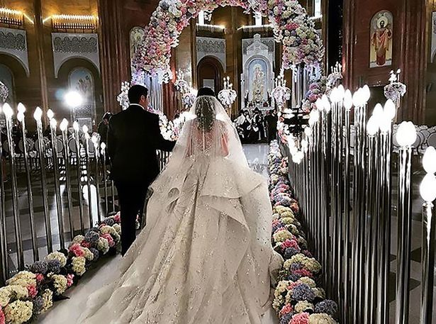 Wedding in Moscow