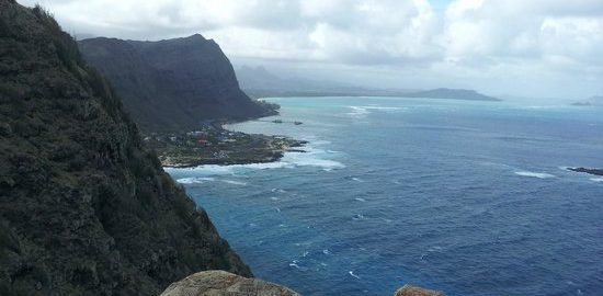 East Coast Cliffs Oahu