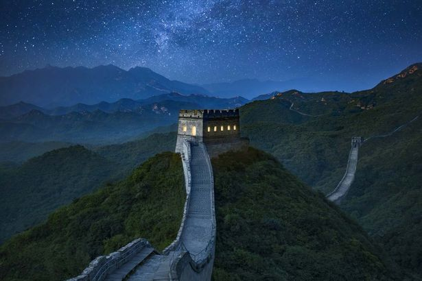 Great Wall of China overnight stays