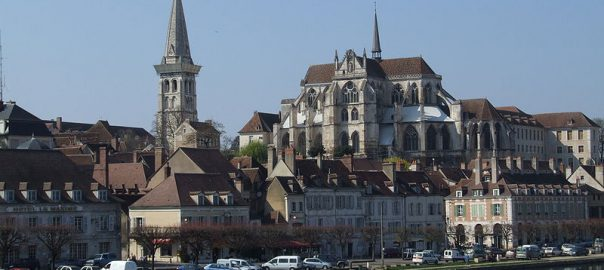 Abbey of Saint-Germain d'Auxerre