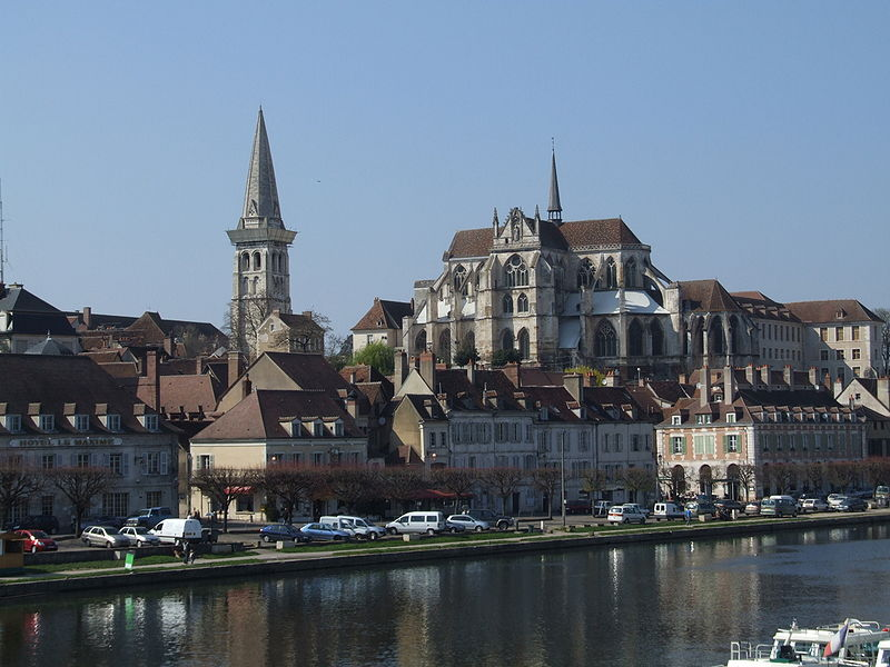 Abbey of Saint-Germain d'Auxerre