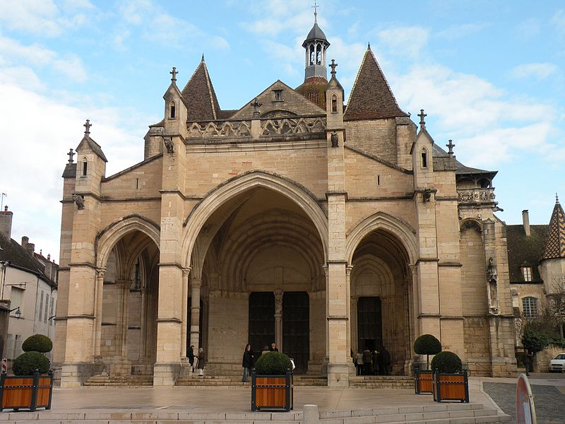 Basilica Notre Dame de Beaune