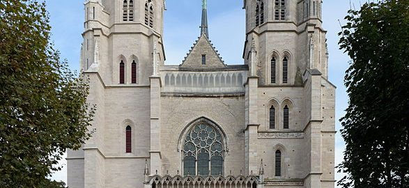 Cathedral of Saint Benignus of Dijon