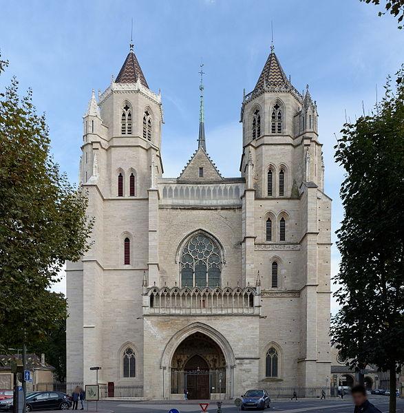 Cathedral of Saint Benignus of Dijon