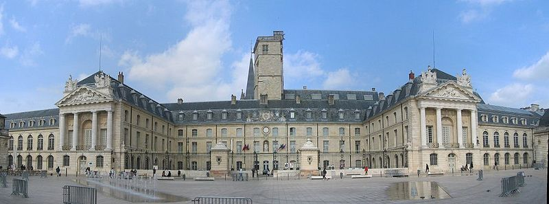 Palace of the Dukes and Estates of Burgundy
