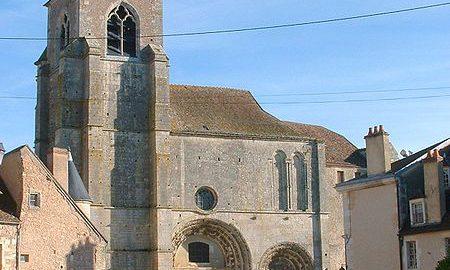 Church Saint - Lazare Avallon